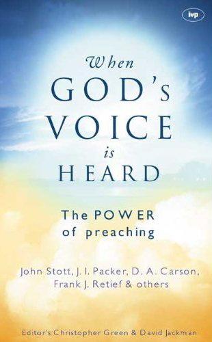 when god's voice