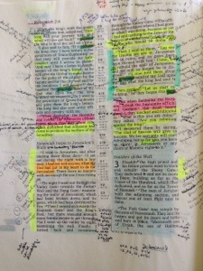 2013 Top posts #2 - Six parts of planning a sermon series (4/4)