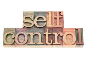 self control in wood type