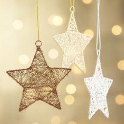 tinsel-star-ornaments