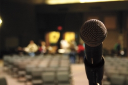 preaching-microphone