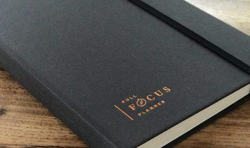 Michael Hyatt Full Focus Planner